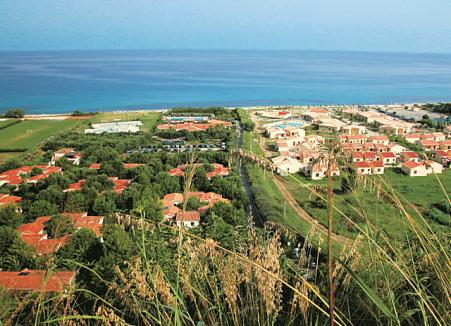 Villaggio CLUB LE MUSE - Zambrone (Tropea) - CALABRIA